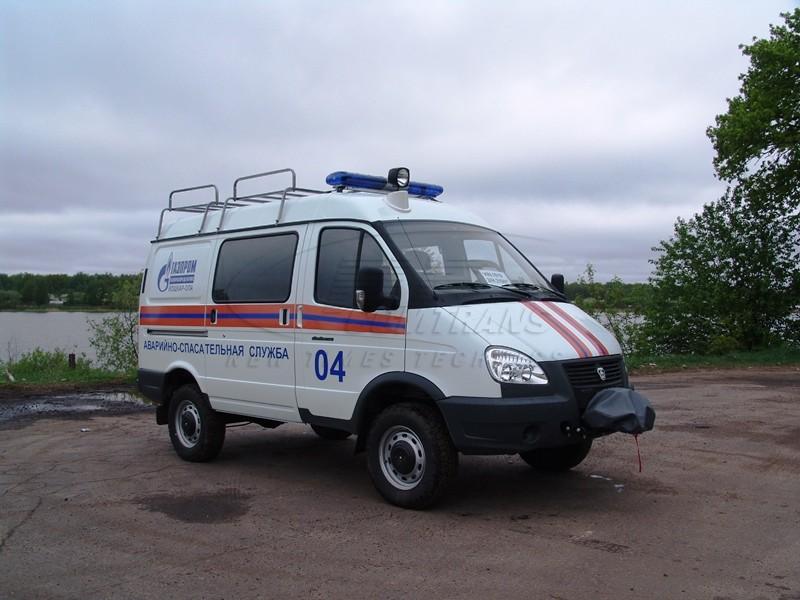 службы на шасси ГАЗ 27527
